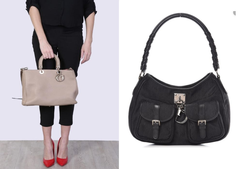 Dior Diorissimo Bag