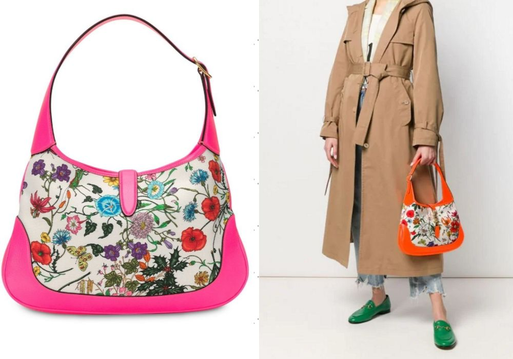 Gucci flower bags