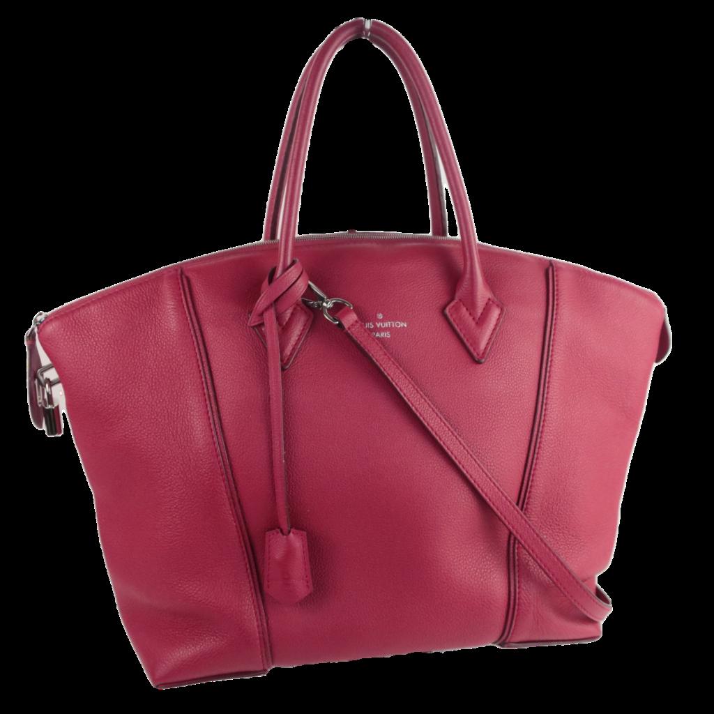louis vuitton soft lockit handbag