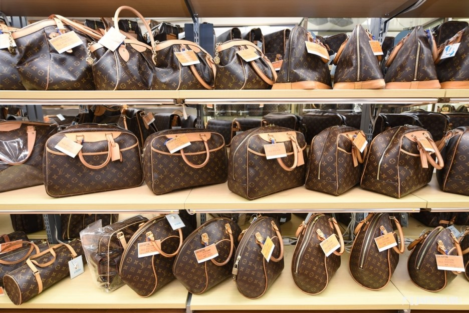 is it safe to buy lv louis vuitton from japan ebay